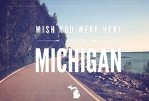 I Want My Michigan Summer. / My heart belongs to the Mitten State. Simple as that.