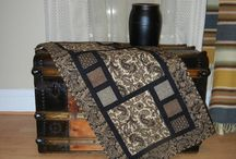 Quilt table runner