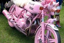 Girly motorcycles