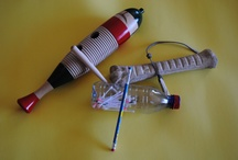 Sound Experiments and Musical Crafts / Experiment with Sound and let your kids create their own band with these musical crafts.  Check out Green Kid Crafts products on http://www.GreenKidCrafts.com