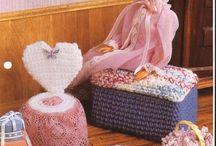 Barbie Doll -- Furniture / by Kathy Tagart