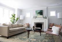 {new house} living room