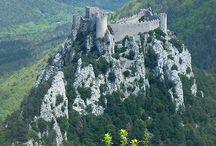 Autres châteaux du Pays Cathare