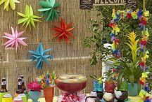 hawaiian party / by Debbie Shrum