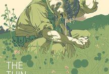 ⚡️Concept Art / Concept art and book cover illustrators