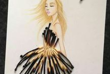 Art: Fashion Illustrations 3
