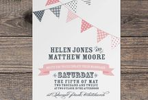 Invite ideas / by Claire Jenkins