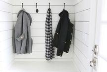 Будующая гардеробная