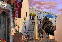 Vacay Dreamin: Greece