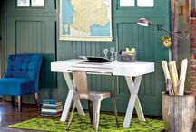 Writing space ideas