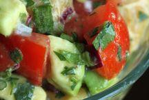 food-healthy / by Melissa Burkhardt