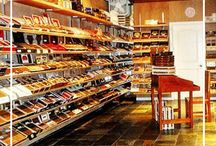Amazing Cigar Bars & Cigar Shops / Photos and reviews of great places to go to smoke a cigar, including cigar shops, cigar bars, and cigar lounges.