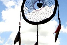 Dream catcher. / by Mayra Moura