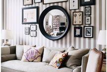 Deco miroir et cadre