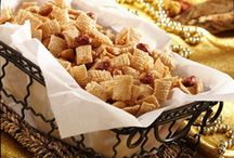 Chex Mix Recipes / Sweet, Savory, Spicy.... / by Louanne
