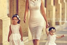 family dress fashion