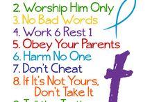 SS - Ten Commandments