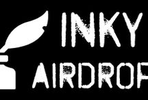 Inky Airdrops Products / It's all Inky, all the time! Come take a look at the fabulous subscription boxes we provide, as well as a few more treats.