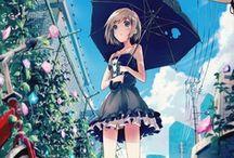 Anime / il meraviglioso mondo di anime e manga
