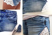 clothes diy ideas