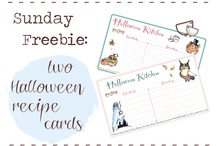 Freebies and printables / by Pockets of Art
