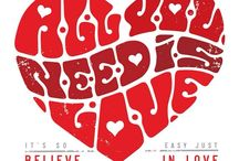 VALENTINE's day 2014 / all you need is love