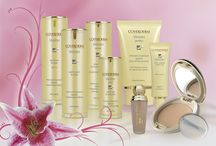 Coverderm Vanish Range / Intensive treatment against couperose & facial redness, dark eye circles, leg varicose.
