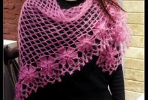 Crochet Bridal Shawl