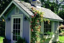 Cottage in the Garden