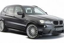 BMW X3 & X5