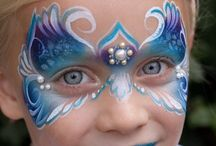 Face paint / by Libby Esler