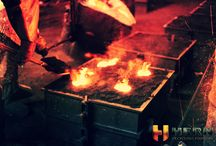 Hern Iron Works / Hern Iron Works Foundry Pictures