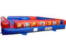 Inflatable Gladiator Hire