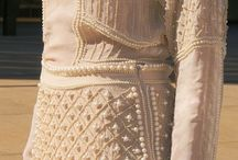 Beaded, sequined