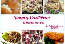 A Caribbean Christmas and Holiday / Delicious Main and Side Dishes to enjoy a very Merry  Caribbean Christmas along with decor / by Simply Caribbean