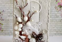 Vánoční ozdoby,dekorace