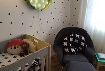 Quarto de bebê menino/ Baby boy room