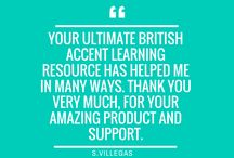 The Ultimate RP British Accent Learning Resource / What is the Ultimate RP British Accent? FAQ's, Product Information, Testimonials