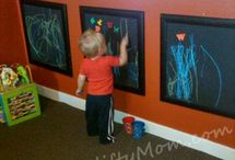 Playroom ideas / by Julie Anne LaFrenere