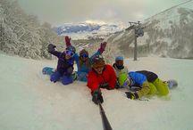 Snowboard / Time in snowboard