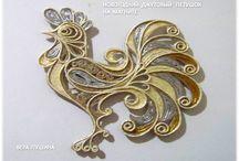 Петушок золотой