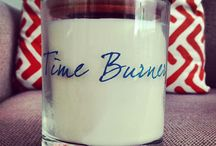 Time Burner Candles