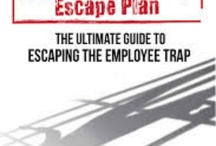 "Waiternomics / Waiternomics is YOUR ""Employee Trap"" Escape Plan. Set yourself up to ""break-free""... make more... work less... while you still have your income and job."