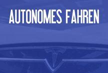 Autonomes Fahren / Alle Details zum autonomen Fahren oder auch selbständiges Fahren genannt. Von der Definition bis zu den aktuellen News. Hier bekommen Sie alle Infos zum autonomen Fahren.