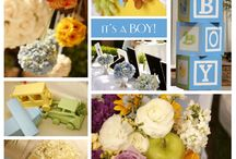 Baby Showers / All thing to welcome baby