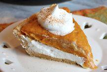 Dessert- Pie / by Lacey Bynum
