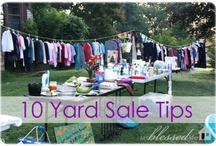 Yard Sale / by Mende Peters