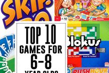 games for 6 year olds activities