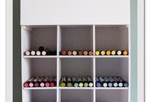 Home - DIY Foar board organizer