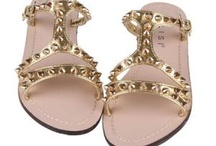 Rivet Sandals / Rivet Sandals - Choies Shoes